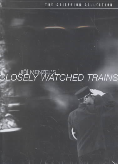 CLOSELY WATCHED TRAINS (OSTRE SLEDOVA BY MENZEL,JIRI (DVD)