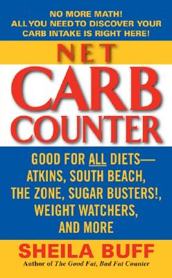 Net Carb Counter By Buff, Sheila